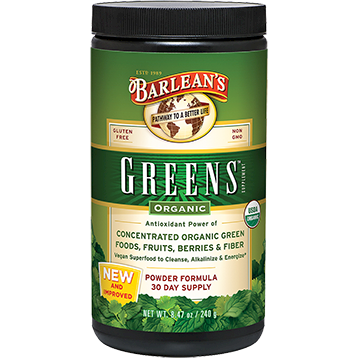 Greens Powder - Nutriessential.com
