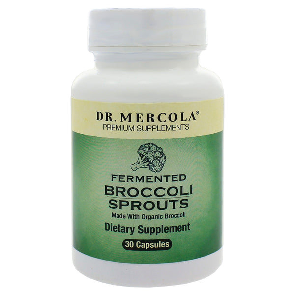 Fermented Broccoli Sprouts - Nutriessential.com
