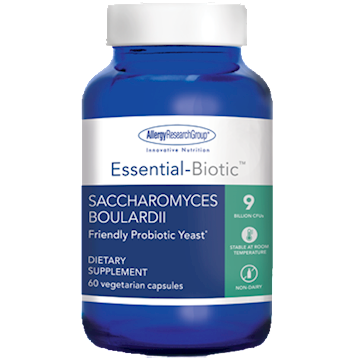 Essential-Biotic Sacch Boulardii 60 caps