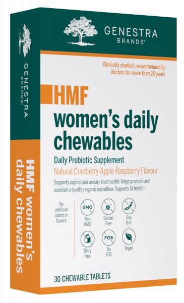 HMF Women's Daily Chewables by Genestra