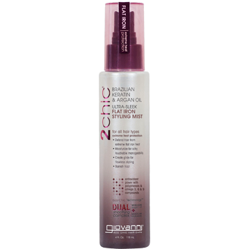 Giovanni Cosmetics 2chic® Ultra-Sleek Flat Iron Mist