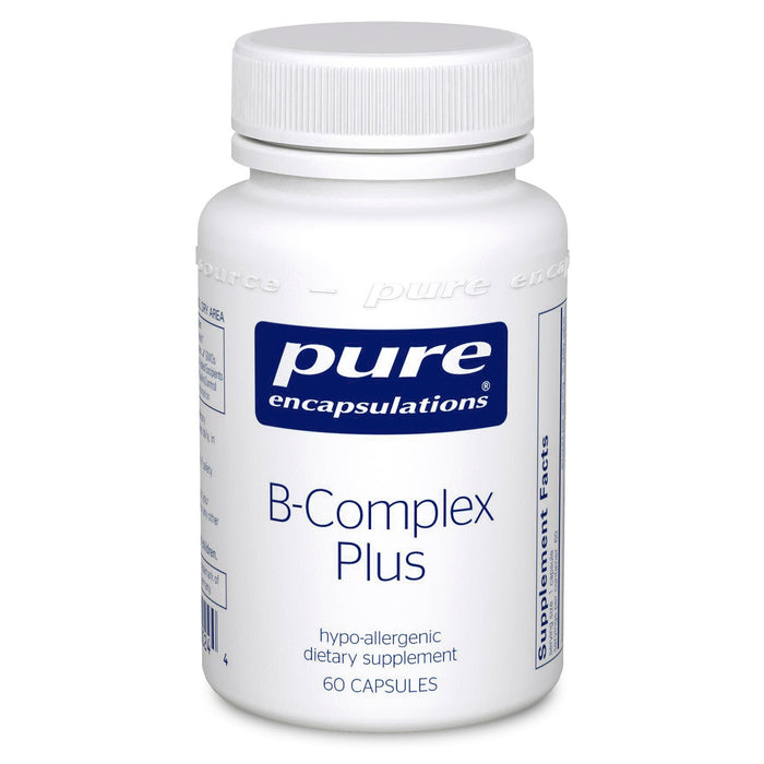 B Complex Plus by Pure Encapsulations