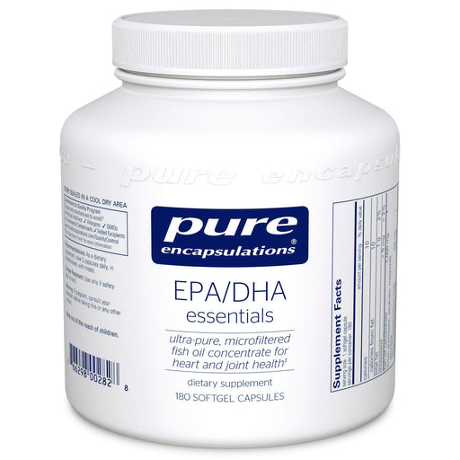 EPA/DHA essentials 1000mg - Nutriessential.com
