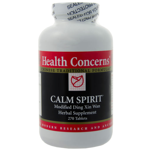 Calm Spirit by Health Concerns