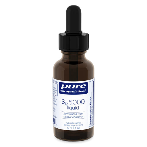 B12 Liquid 5000mcg by Pure Encapsulations