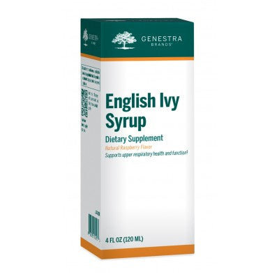 English Ivy Syrup by Genestra