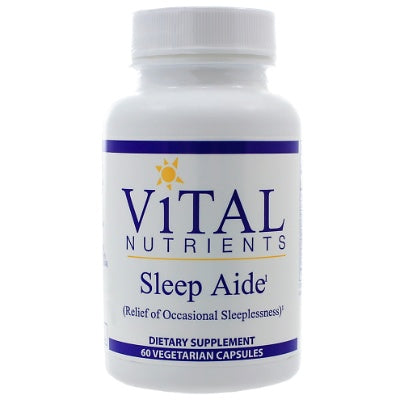 Sleep Aide - Nutriessential.com
