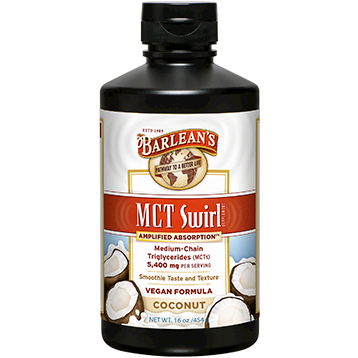 MCT Coconut Swirl - Nutriessential.com