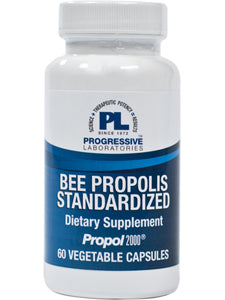 BEE PROPOLIS STANDARDIZED 60 CAPS - Nutriessential.com