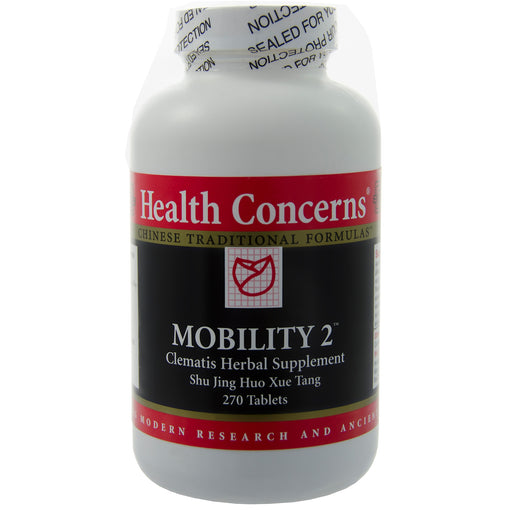 Mobility 2 by Health Concerns