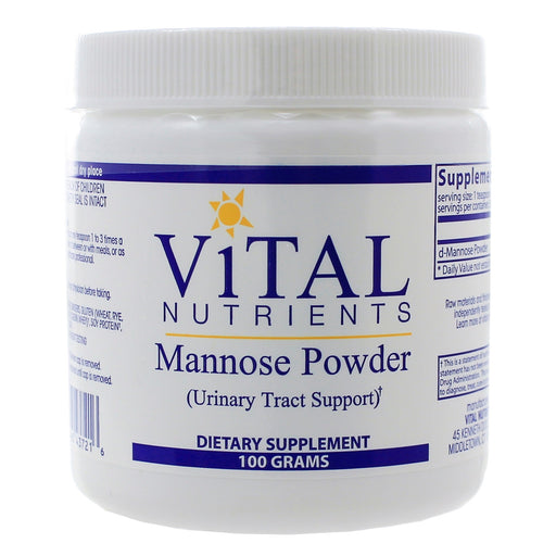 Mannose Powder - Nutriessential.com