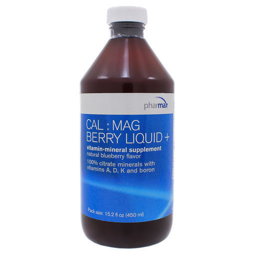 Cal: Mag Berry Liquid+ - Nutriessential.com