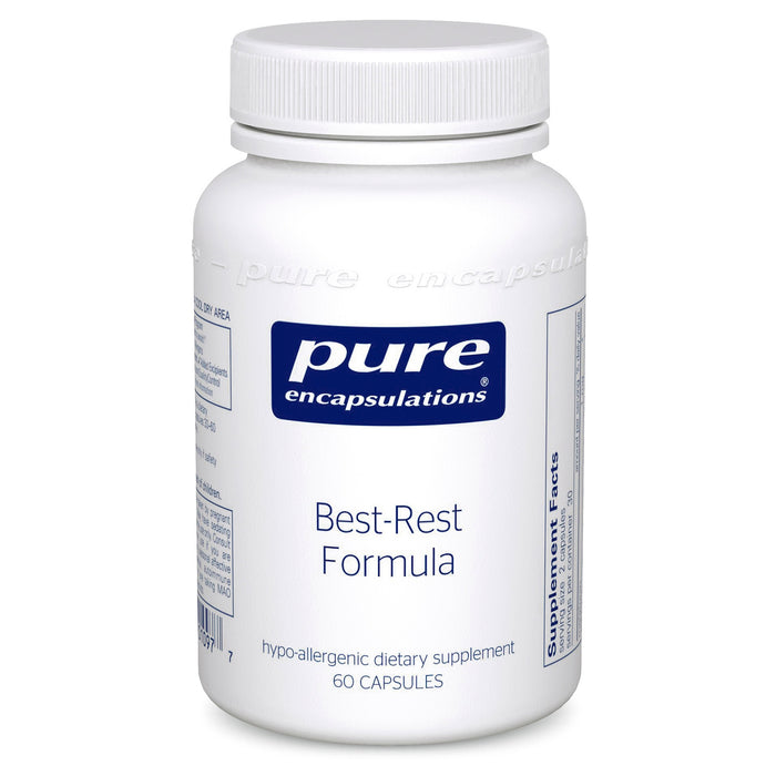 Best Rest Formula by Pure Encapsulations