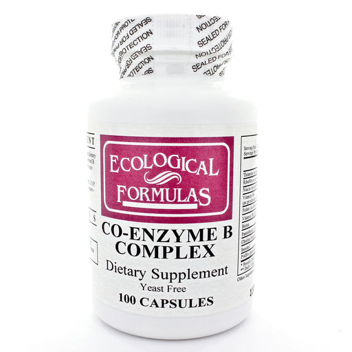 Co-Enzyme B Complex - Ecological Formulas