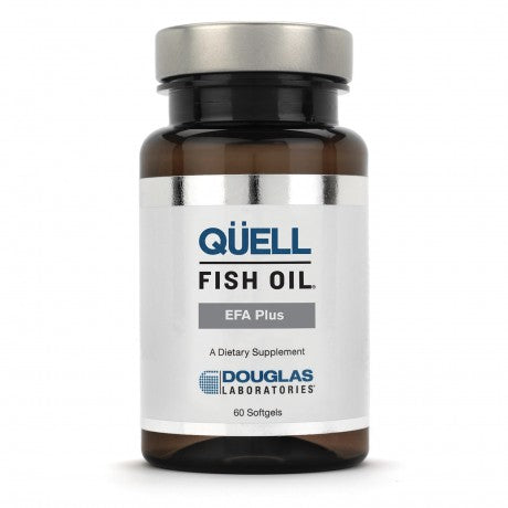 QUELL Fish Oil EFA Plus by Douglas Laboratories