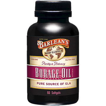 Borage Oil 1000 mg - Nutriessential.com