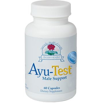 Ayu-Test Male Support 60 vegcaps