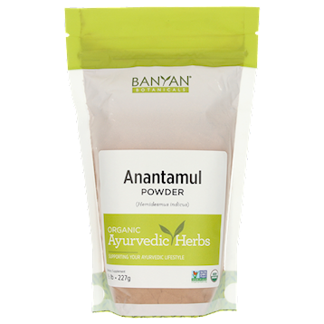Anantamul powder - Banyan Botanicals