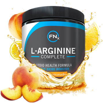 L-Arginine Comp Peach Lemonade