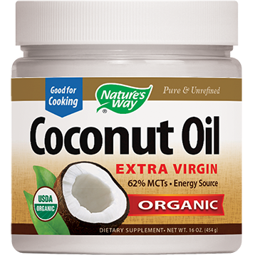 EfaGold® Coconut Oil 16 oz