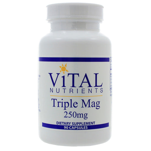 Triple Mag 250mg - Nutriessential.com