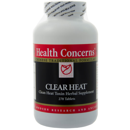 Clear Heat by Health Concerns