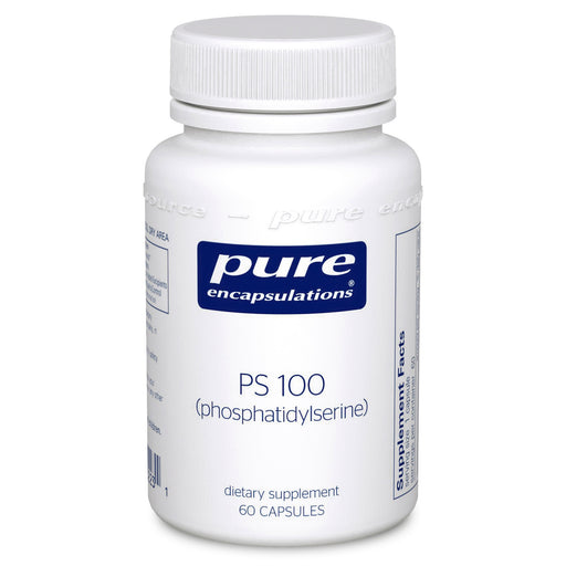 PS 100 phosphatidylserine by Pure Encapsulations