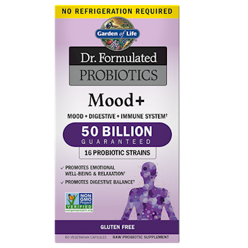 Dr. Formulated Probiotics Mood+ 60 caps