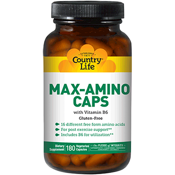 Max Amino 180 - Country Life