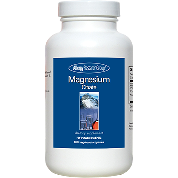 Magnesium Citrate by Allergy Research