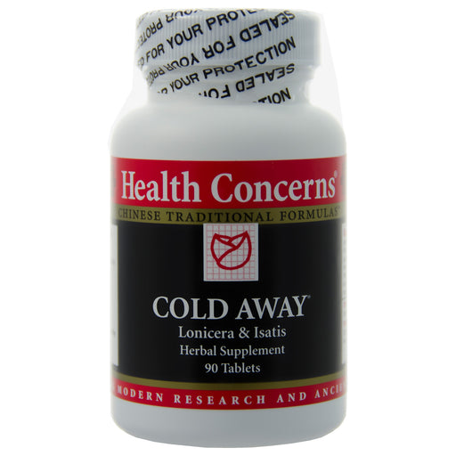 Cold Away by Health Concerns