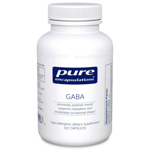 GABA (700mg) by Pure Encapsulations