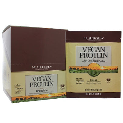 Vegan Protein Chocolate - Nutriessential.com