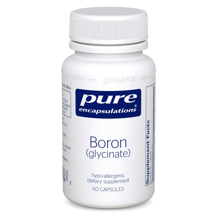 Boron (glycinate) by Pure Encapsulations