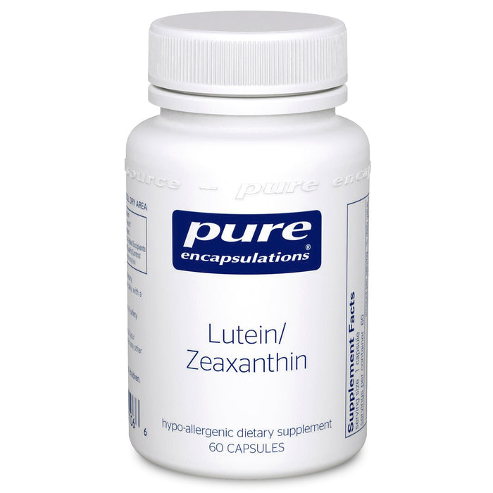 Lutein Zeaxanthin by Pure Encapsulations