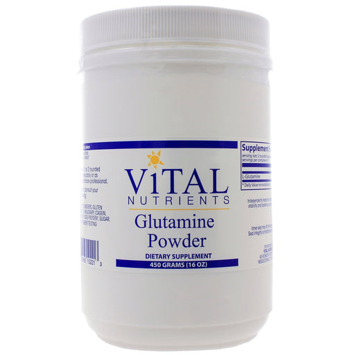 Glutamine Powder - Nutriessential.com