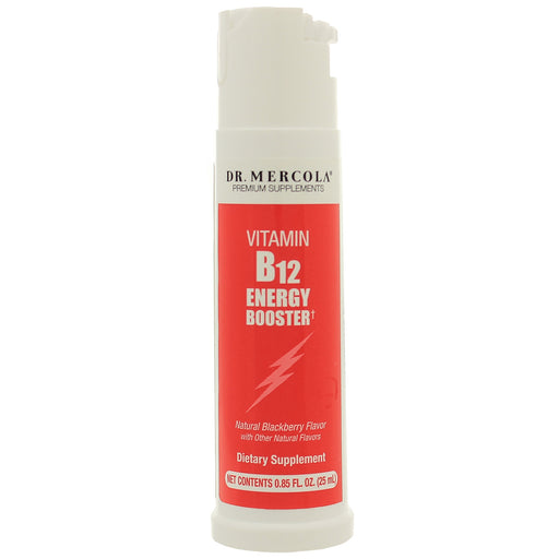 Vitamin B-12 Energy Booster Spray - Nutriessential.com
