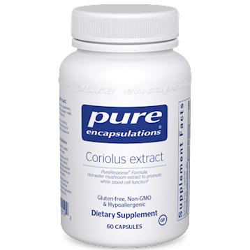 Coriolus extract by Pure Encapsulations