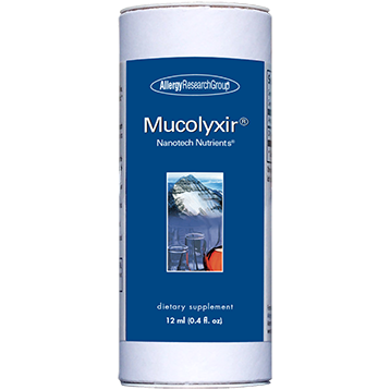 Mucolyxir 12 ml