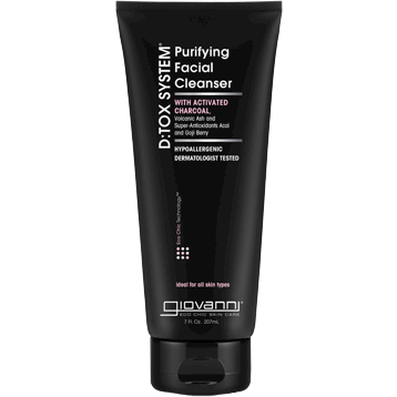 Giovanni Cosmetics Purifying Facial Cleanser Step 1