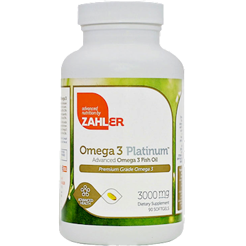 Omega 3 Platinum™ 90 softgels