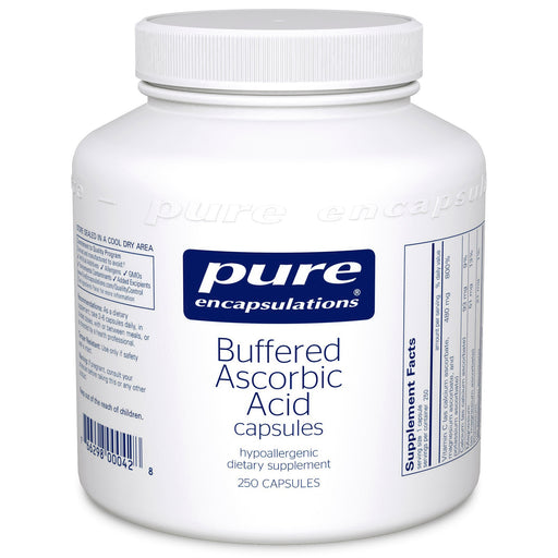 Buffered Ascorbic Acid - Nutriessential.com
