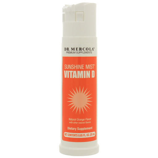 Vitamin D Sunshine Mist Spray - Nutriessential.com