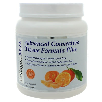 Advanced Connective Tissue Formula Plus - Nutriessential.com
