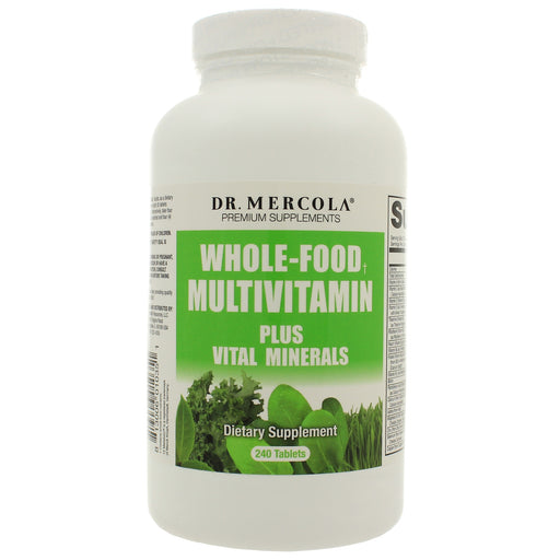 Whole Food Multivitamin PLUS - Nutriessential.com