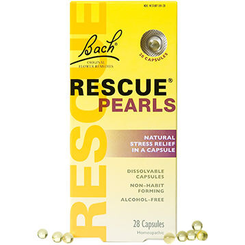 Rescue Pearls 28 caps - Nutriessential.com