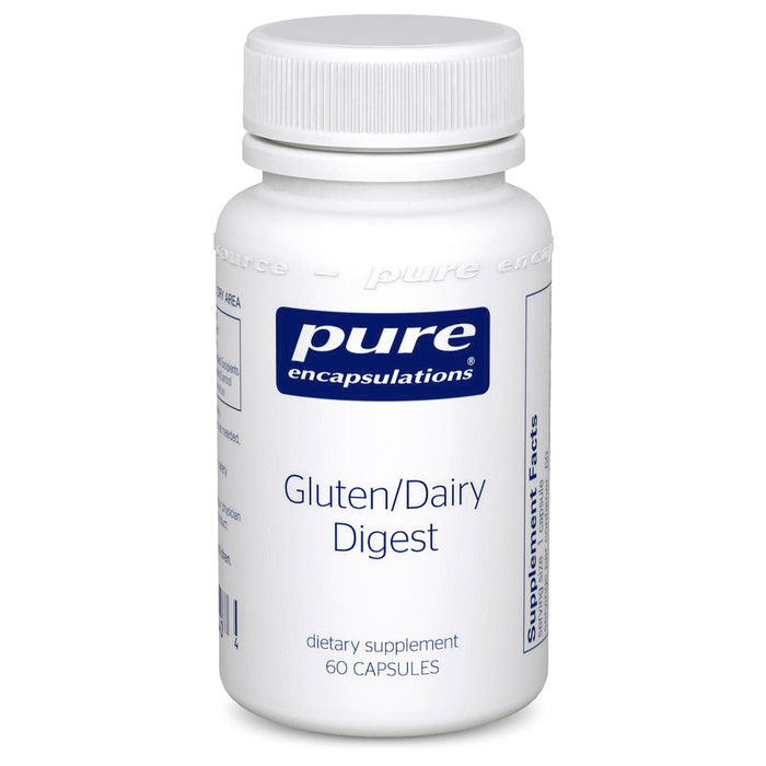 Gluten Dairy Digest by Pure Encapsulations