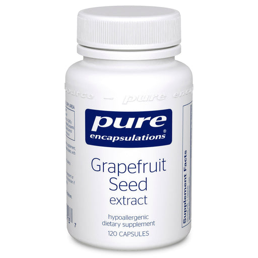 Grapefruit Seed extract (250mg) - Nutriessential.com