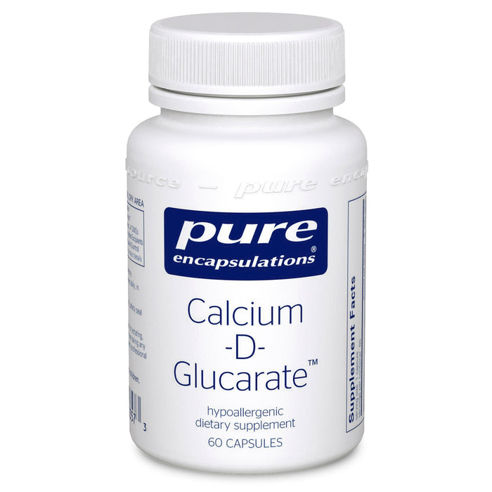 Calcium d Glucarate by Pure Encapsulations