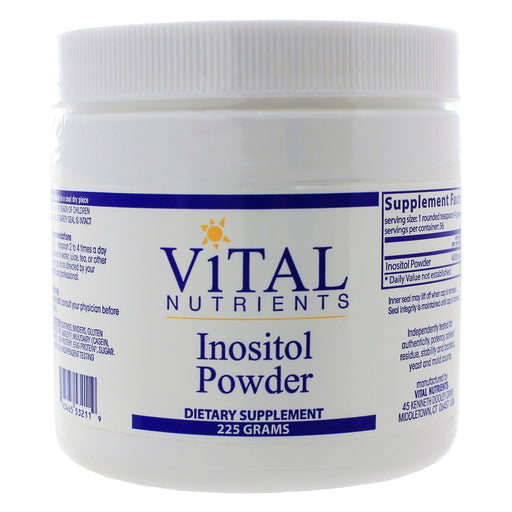 Inositol Powder - Nutriessential.com